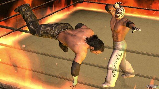 WWE SmackDown vs. Raw 2009 immagine 2901