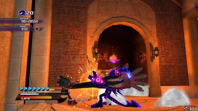 Sonic Unleashed immagine 7324