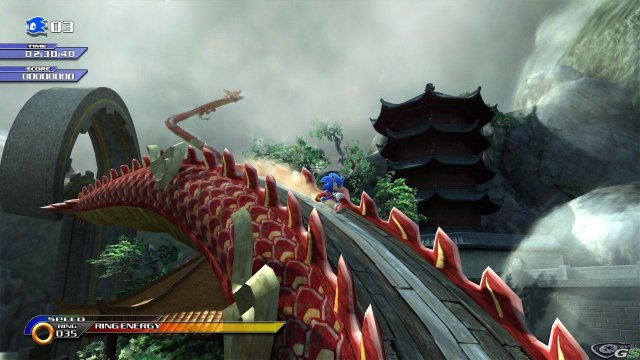 Sonic Unleashed immagine 4295
