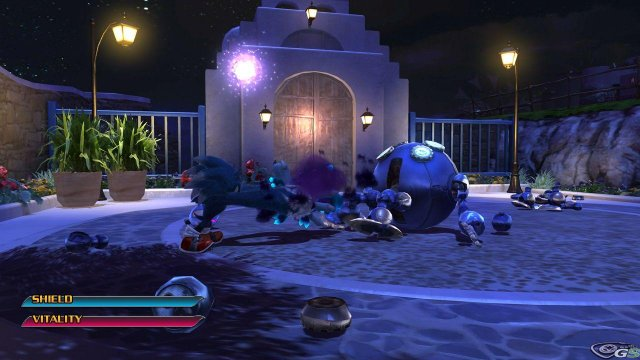 Sonic Unleashed immagine 4297