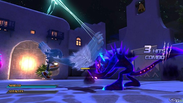 Sonic Unleashed immagine 4298