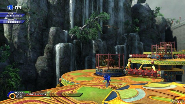 Sonic Unleashed immagine 4306