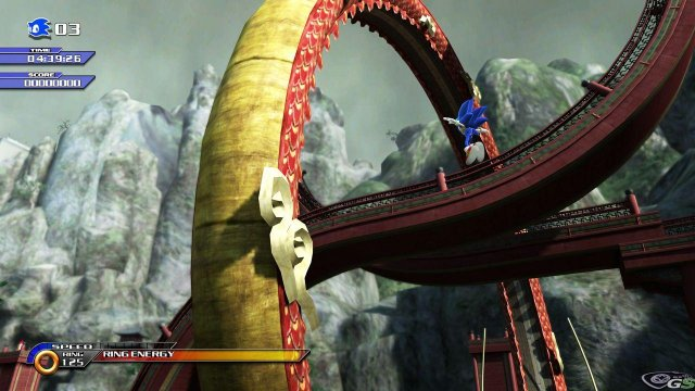 Sonic Unleashed immagine 4308