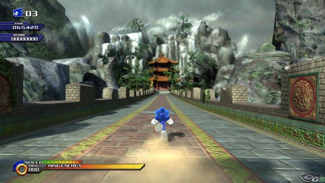 Sonic Unleashed immagine 4312