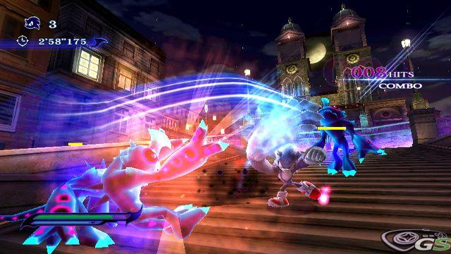 Sonic Unleashed immagine 4323