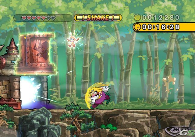 Wario Land: The Shake Dimension immagine 3198