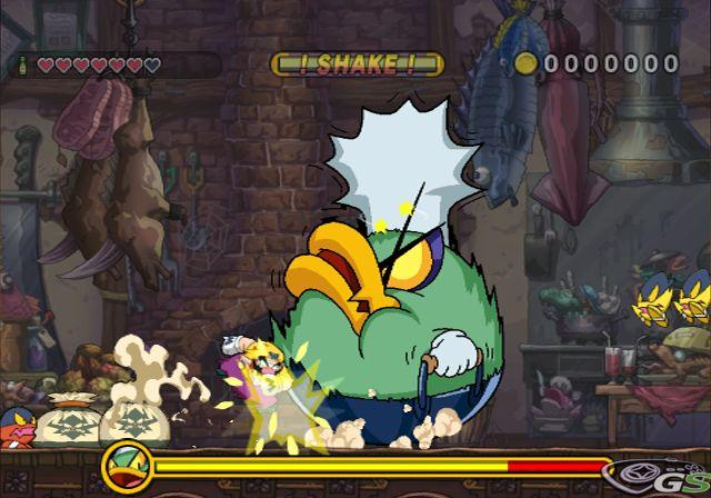 Wario Land: The Shake Dimension immagine 3199