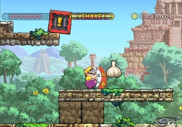 Wario Land: The Shake Dimension immagine 3202