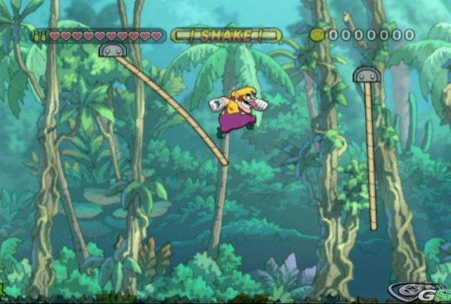 Wario Land: The Shake Dimension immagine 3206