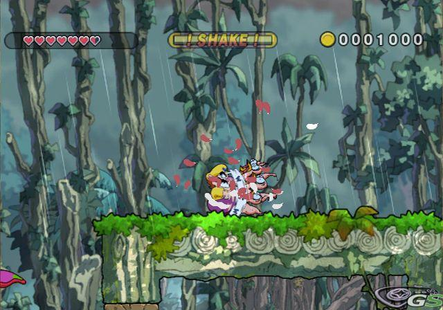 Wario Land: The Shake Dimension immagine 3207