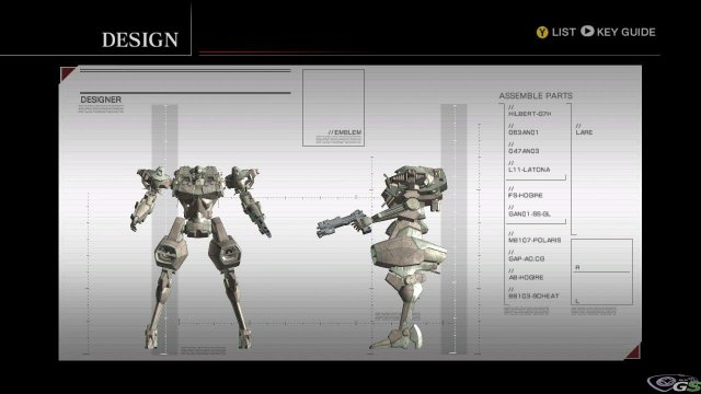 Armored Core for Answer immagine 3646