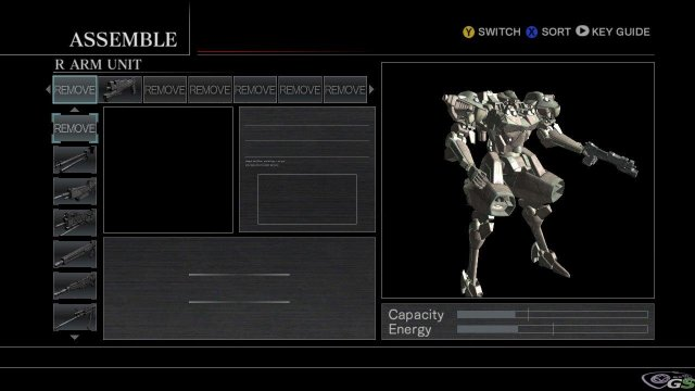 Armored Core for Answer immagine 3647