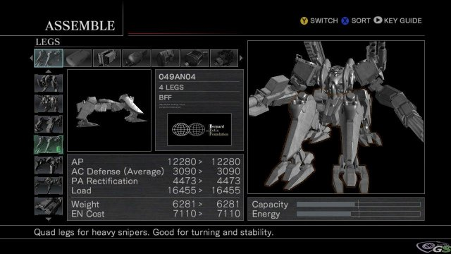 Armored Core for Answer immagine 3648
