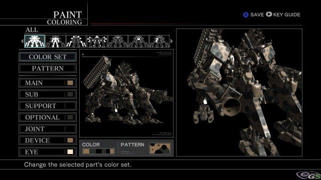 Armored Core for Answer immagine 3649