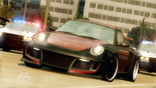 Need for Speed Undercover immagine 6793