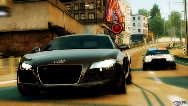 Need for Speed Undercover immagine 5068