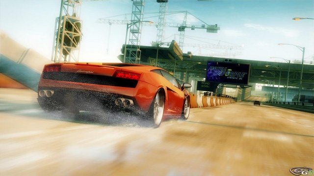 Need for Speed Undercover immagine 5072