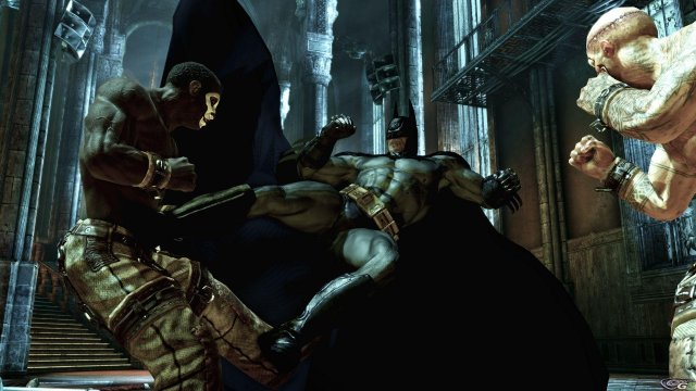 Batman: Arkham Asylum immagine 8618