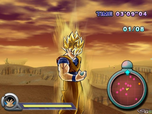 Dragon Ball Z: Infinite World immagine 7788