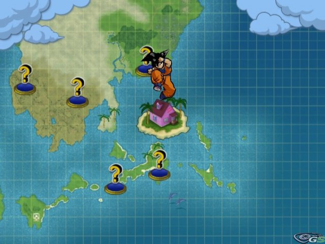Dragon Ball Z: Infinite World immagine 7789