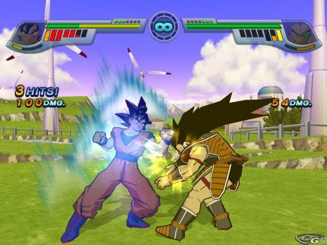 Dragon Ball Z: Infinite World immagine 7790