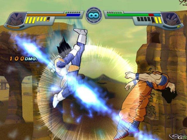 Dragon Ball Z: Infinite World immagine 7791