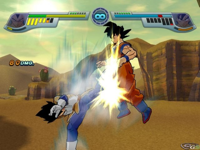 Dragon Ball Z: Infinite World immagine 7792