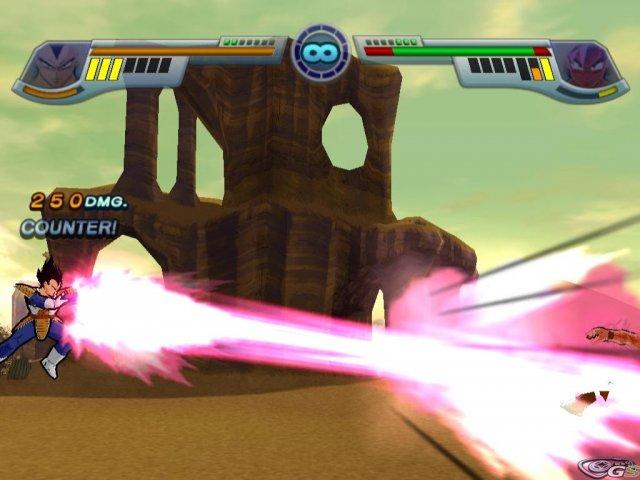 Dragon Ball Z: Infinite World immagine 7793