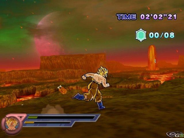 Dragon Ball Z: Infinite World immagine 7796