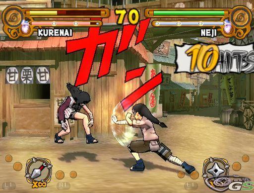 Naruto Ultimate Ninja 3 immagine 4463