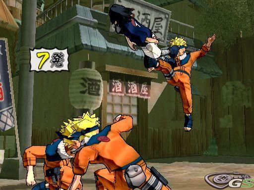 Naruto Ultimate Ninja 3 immagine 4466
