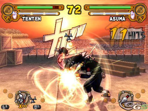 Naruto Ultimate Ninja 3 immagine 4469