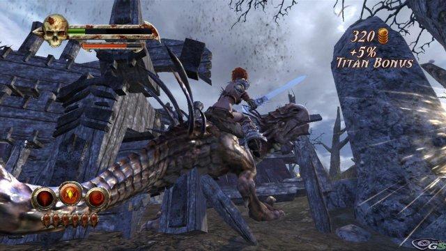 Golden Axe: Beast Rider immagine 5661