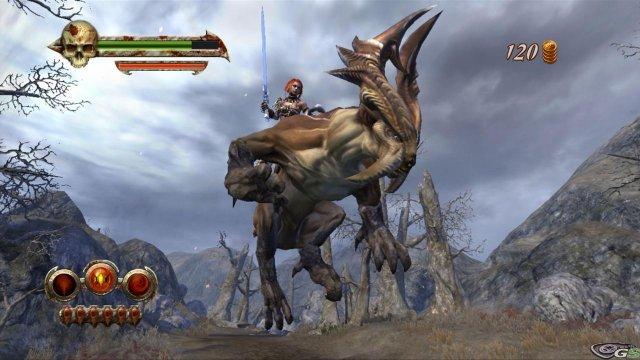 Golden Axe: Beast Rider immagine 5667