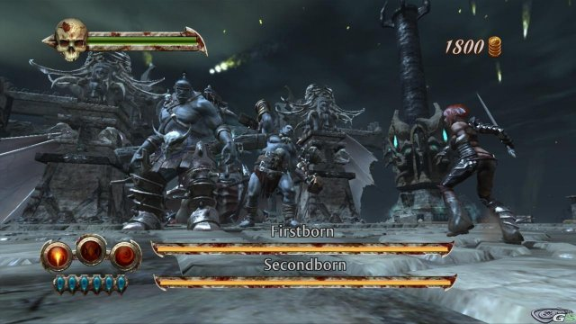 Golden Axe: Beast Rider immagine 5673