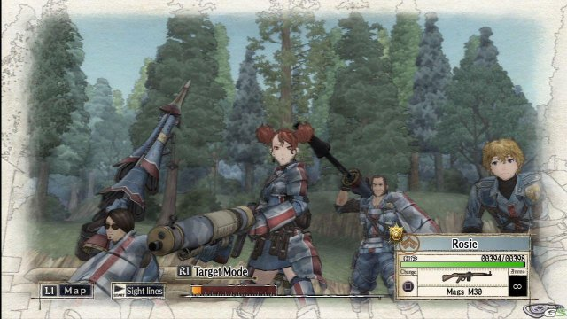 Valkyria Chronicles immagine 4334
