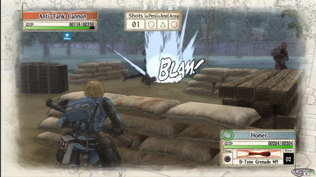 Valkyria Chronicles immagine 4335