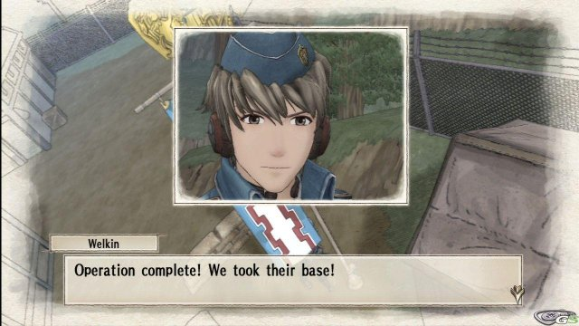 Valkyria Chronicles immagine 4339