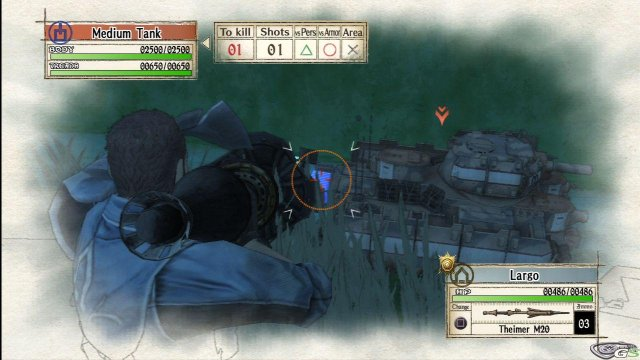Valkyria Chronicles immagine 4340