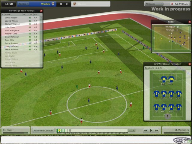 Football Manager 2009 immagine 4952