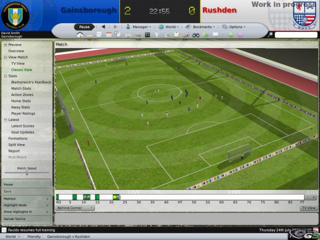 Football Manager 2009 immagine 4953