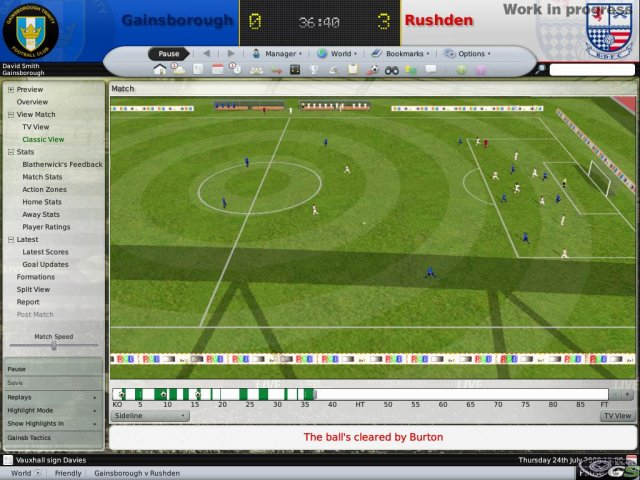Football Manager 2009 immagine 4954