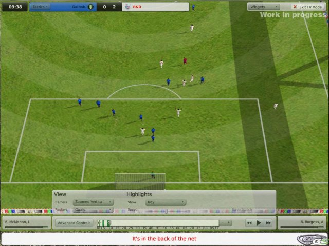 Football Manager 2009 immagine 4955