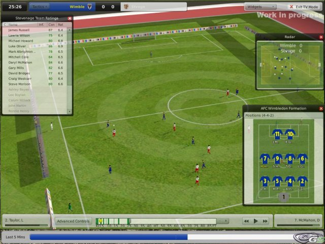 Football Manager 2009 immagine 4960