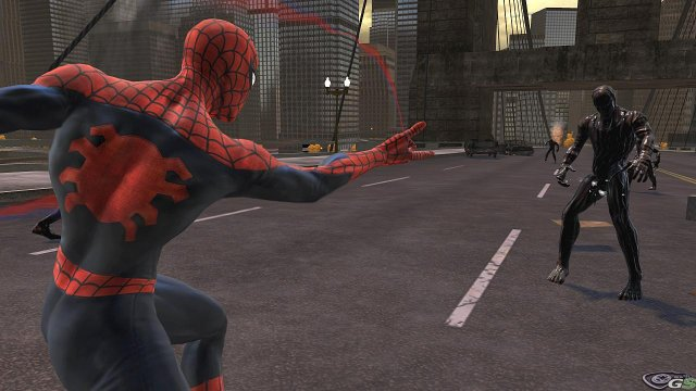 Spider-Man: Web of Shadows immagine 5799