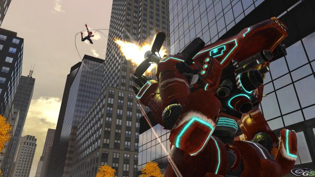 Spider-Man: Web of Shadows immagine 5800