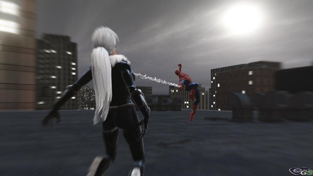 Spider-Man: Web of Shadows immagine 5805