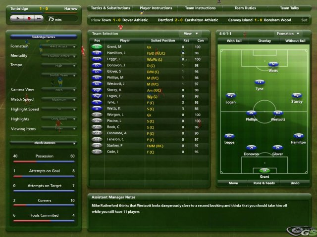 Championship Manager 2009 immagine 7446