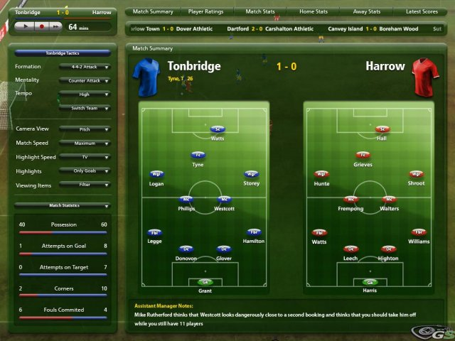Championship Manager 2009 immagine 7447