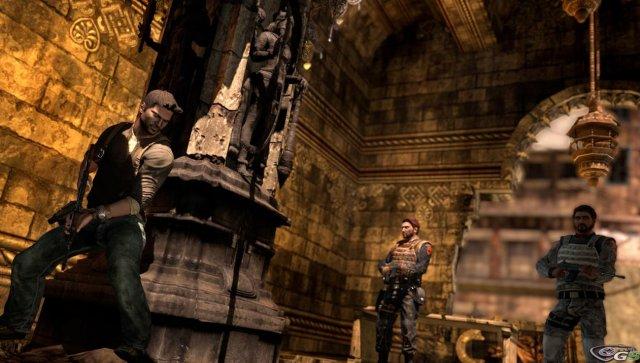 Uncharted 2: Il Covo dei Ladri - Immagine 8377